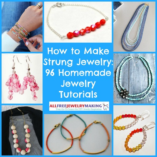 16 free jewelry making projects for beginners 8 basic tips. Black Bedroom Furniture Sets. Home Design Ideas