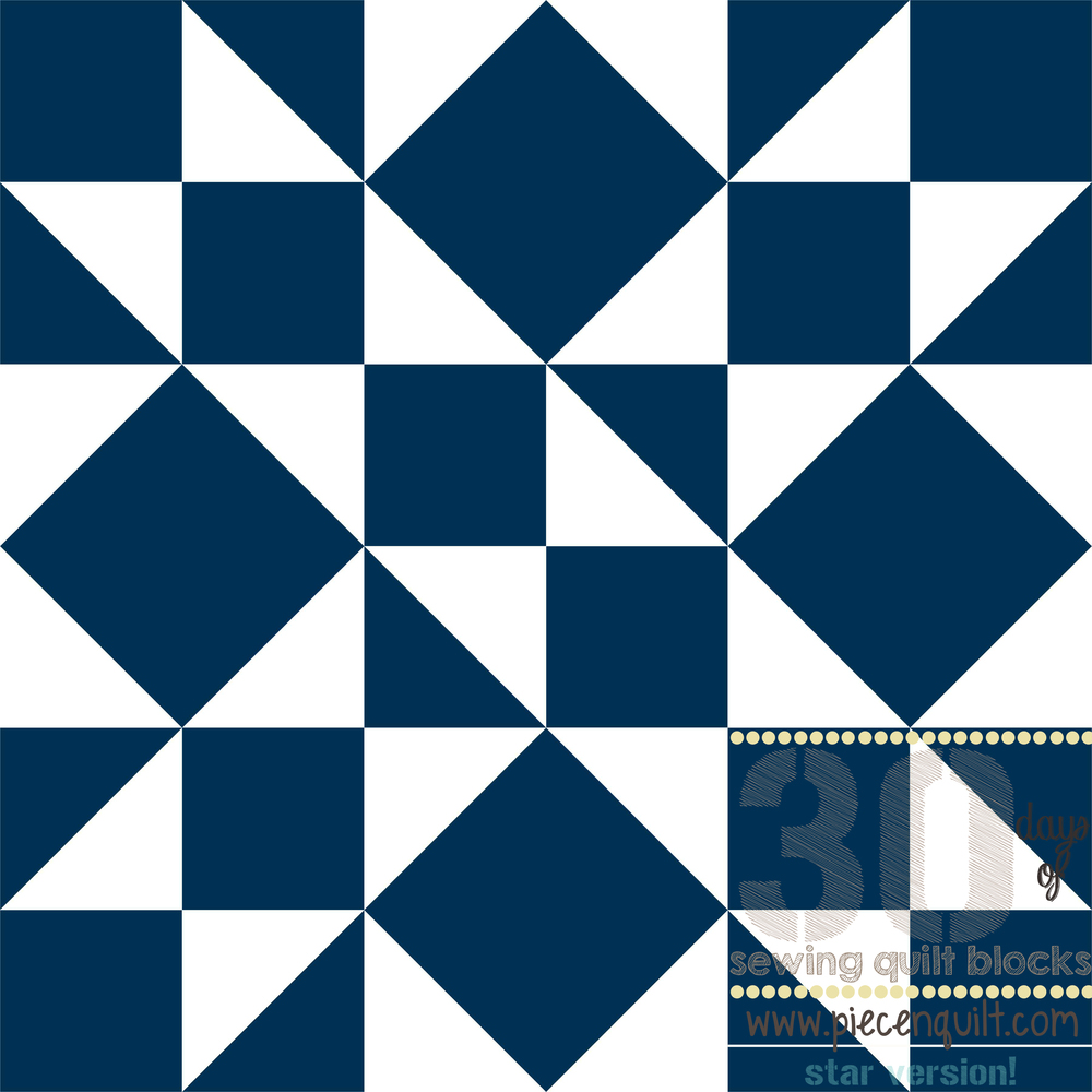 Lovers Star Quilting Block Favequilts Com