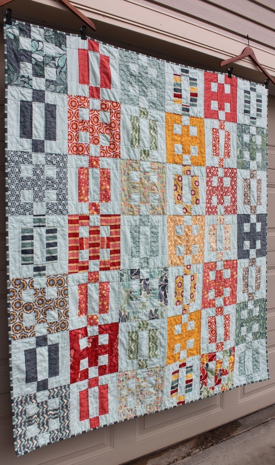 Salt Air Crossing Twin Sized Quilt Favequilts Com