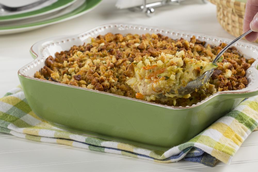 Zucchini Casserole Recipes With Stuffing