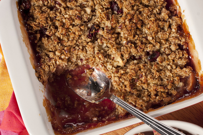 Cran Apple Casserole