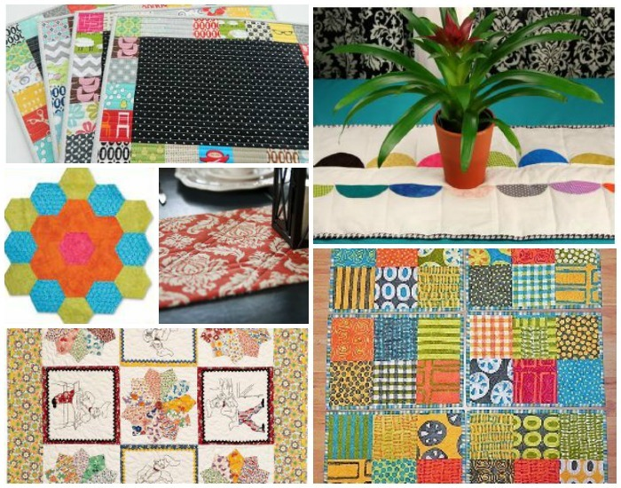 DIY Home Decor: How to Make Placemats and Other Easy Sewing ...