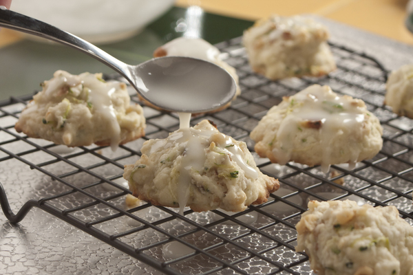 Zucchini-Lemon Cookies Recipe — Dishmaps