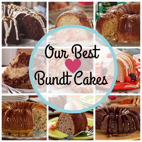 28 Best Bundt Cake Recipes
