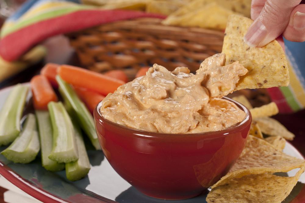 Buffalo Chicken Ranch Dip Recipe
