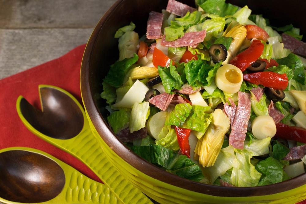 Garbage Salad Recipe Recipelion Com