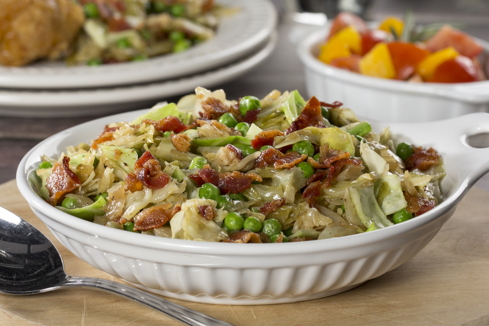 Buttery Cabbage Mrfood Com