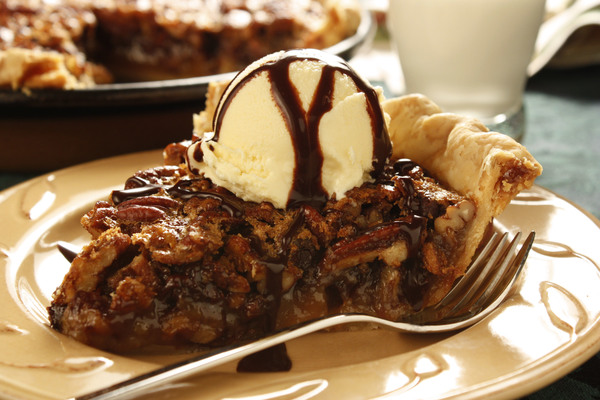 Chocolate Pecan Pie | MrFood.com