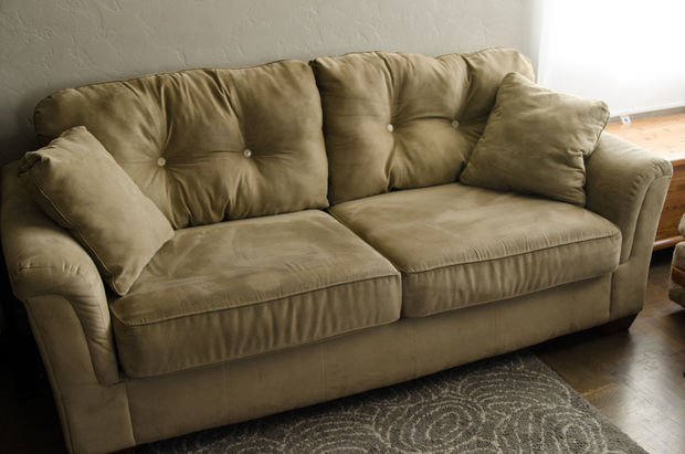 Cheap Fix For Saggy Couch Cushions Diyideacenter Com