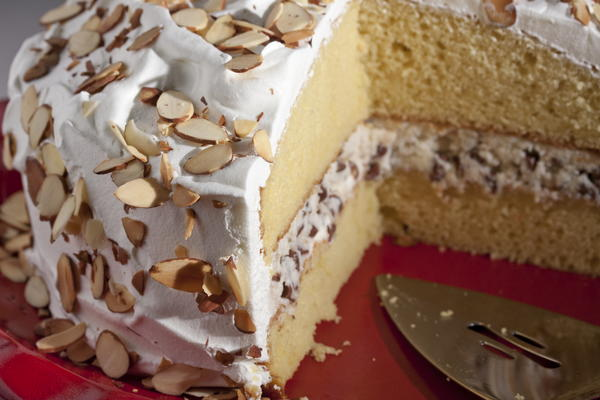 Traditional Cassata Cake Recipe