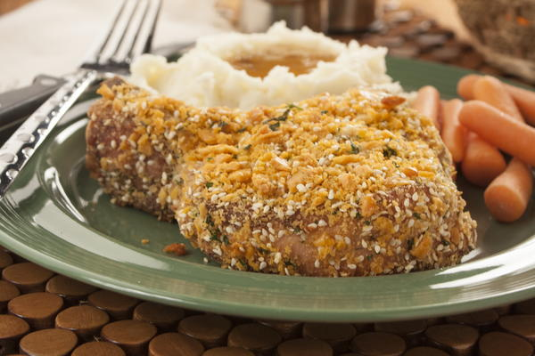 Cheesy pork chop recipes