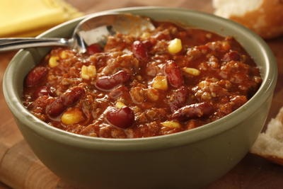 Chili Beef Soup