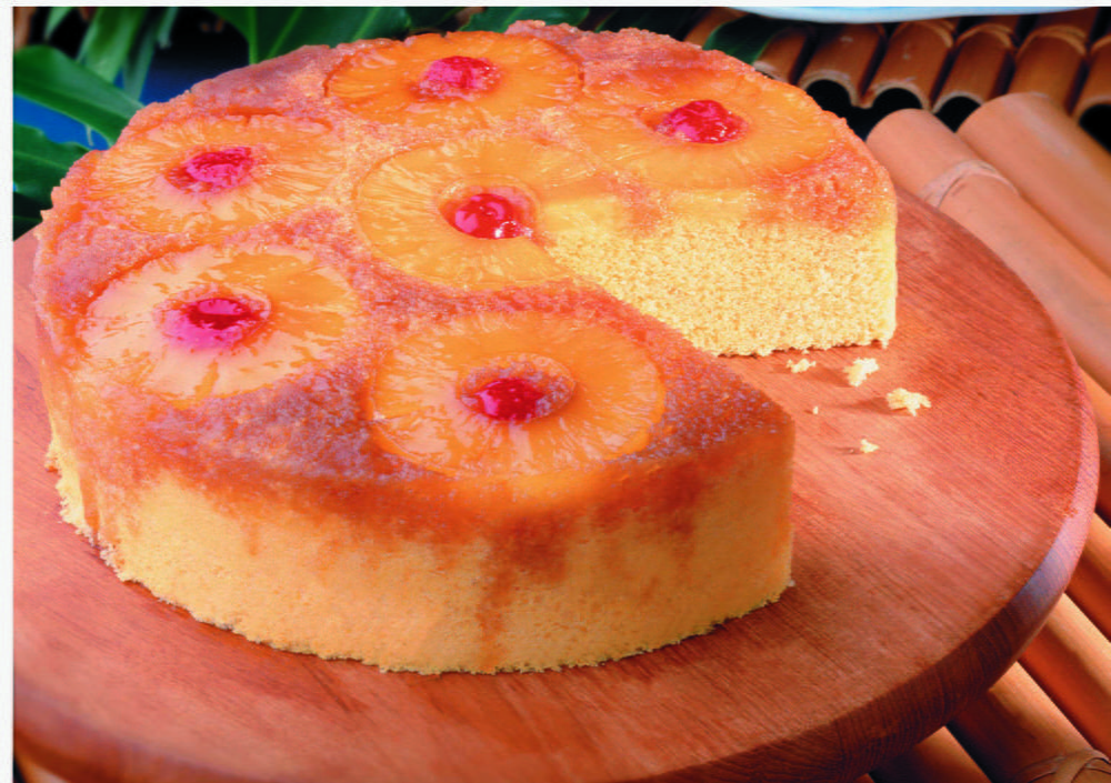 Pineapple upside down sheet cake recipe