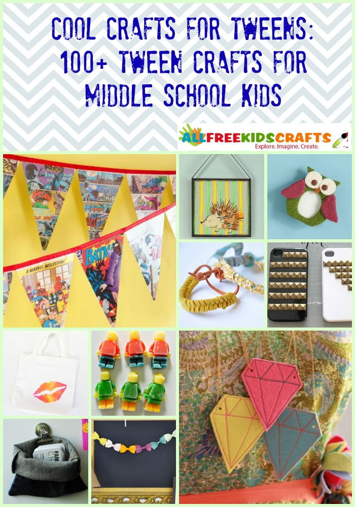 Craft Kit For Creative Preteen