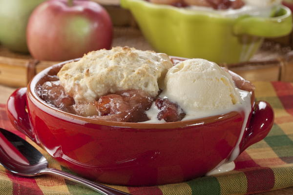 Fall Harvest Cobbler