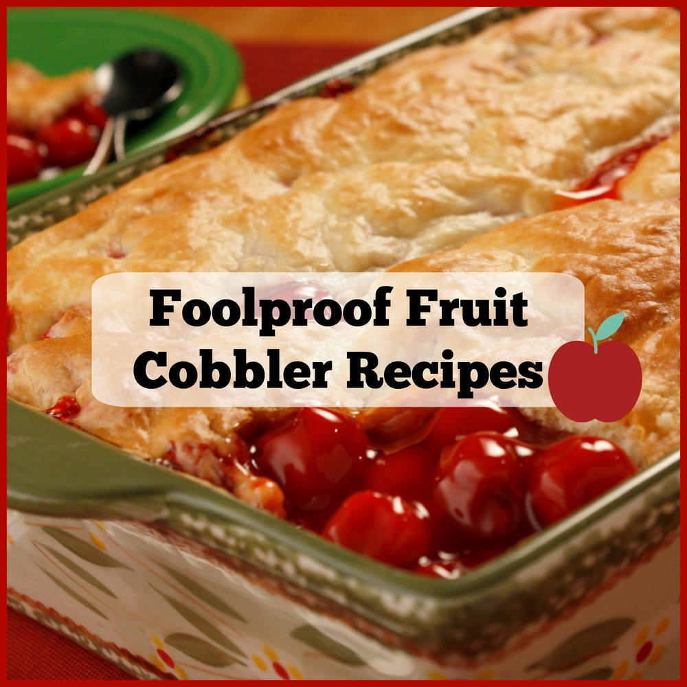 fruit cobbler golden fruit