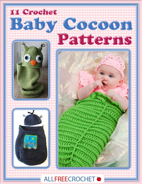 11 Crochet Baby Cocoon Patterns Allfreecrochetcom