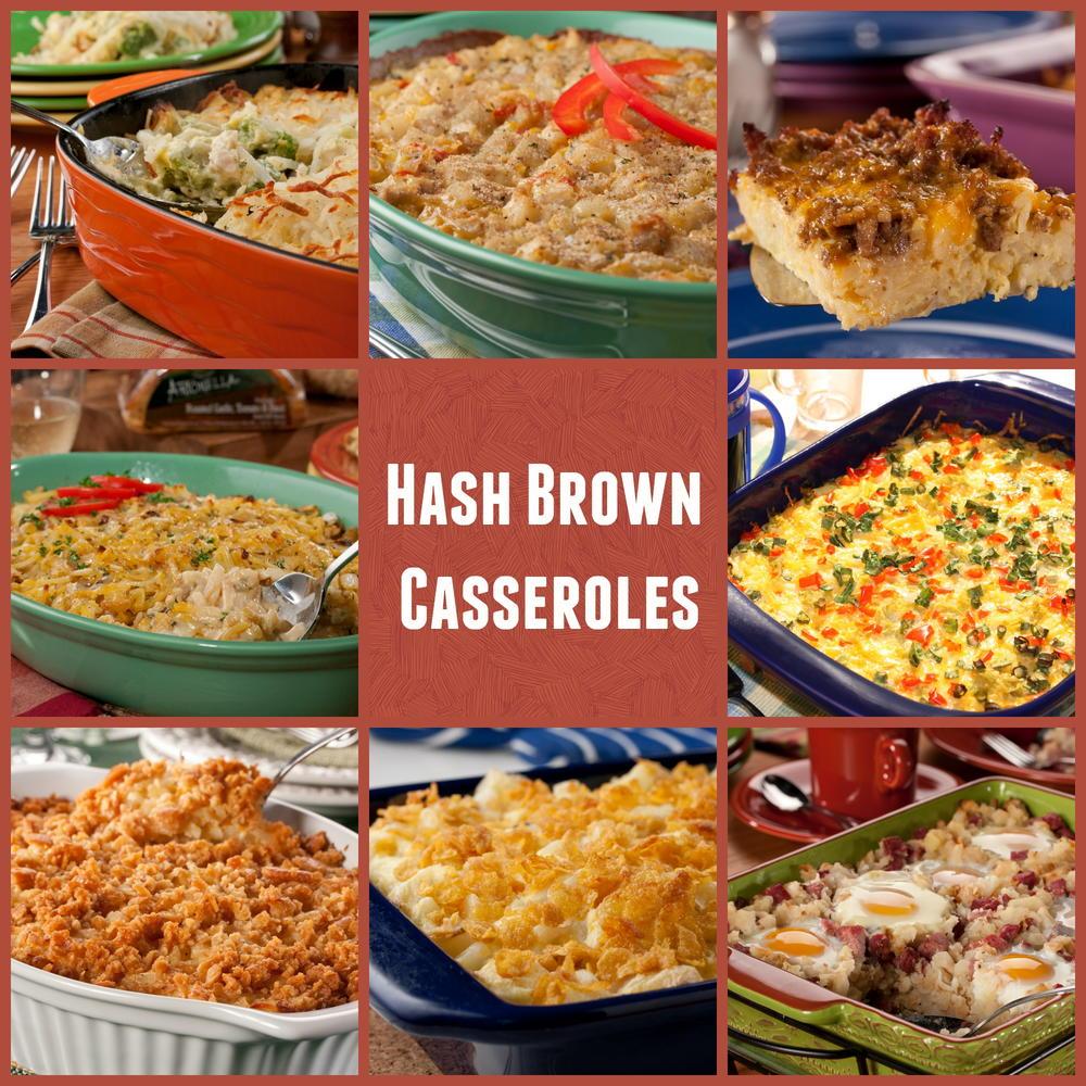 Hash Brown Casseroles: 10 Easy Potato Casserole Recipes