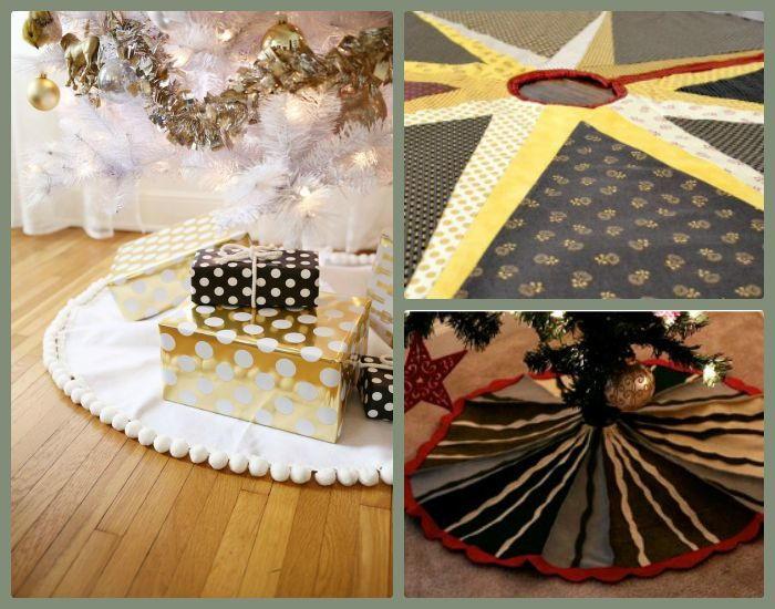 Tree skirt pattern ideas allfreesewing