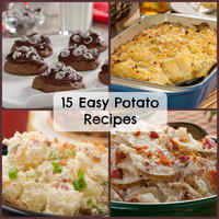 15 Easy Potato Recipes