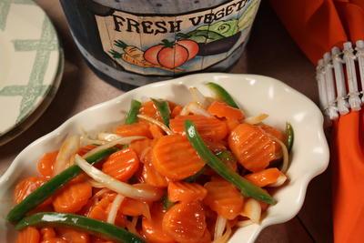Classic Carrots
