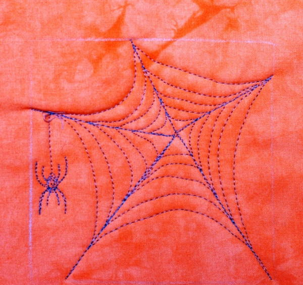 Spider Web Quilting Design Favequilts Com