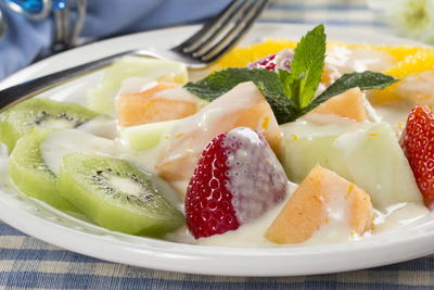 Country Fruit Fruit Salad