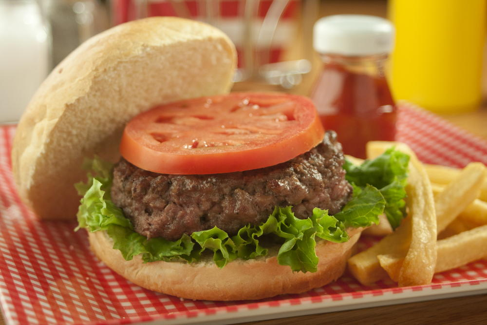 Good Old American Hamburgers | MrFood.com