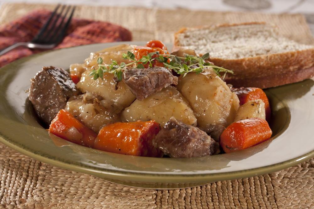 Southern Beef Stew Mrfood Com