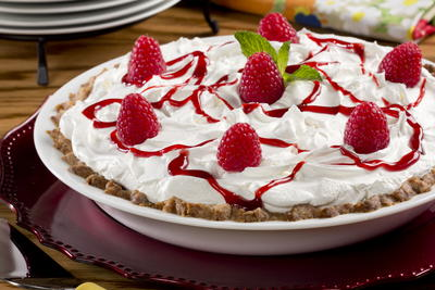 Chocolate Cream Cheese Pie