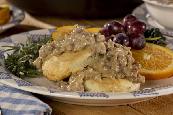 how to make country gravy for biscuits