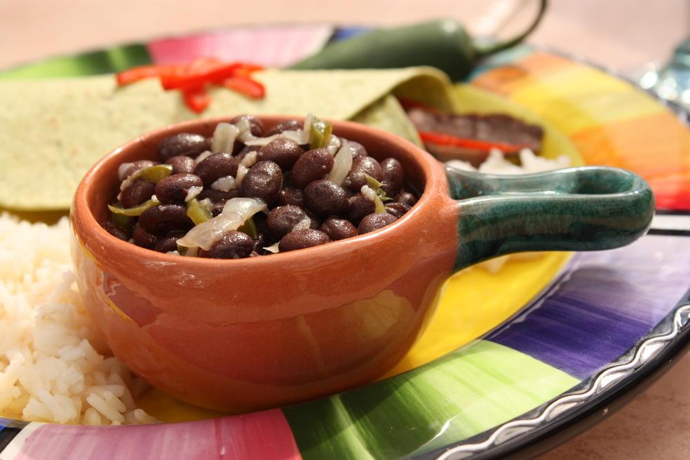 Cuban-Style Black Bean Bowls Recipe — Dishmaps