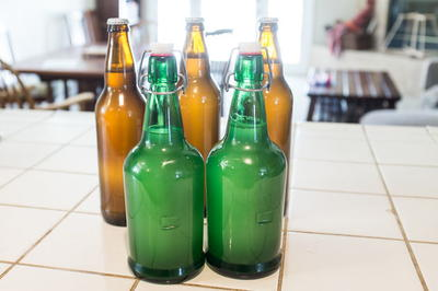 Homemade Ginger Beer Recipe