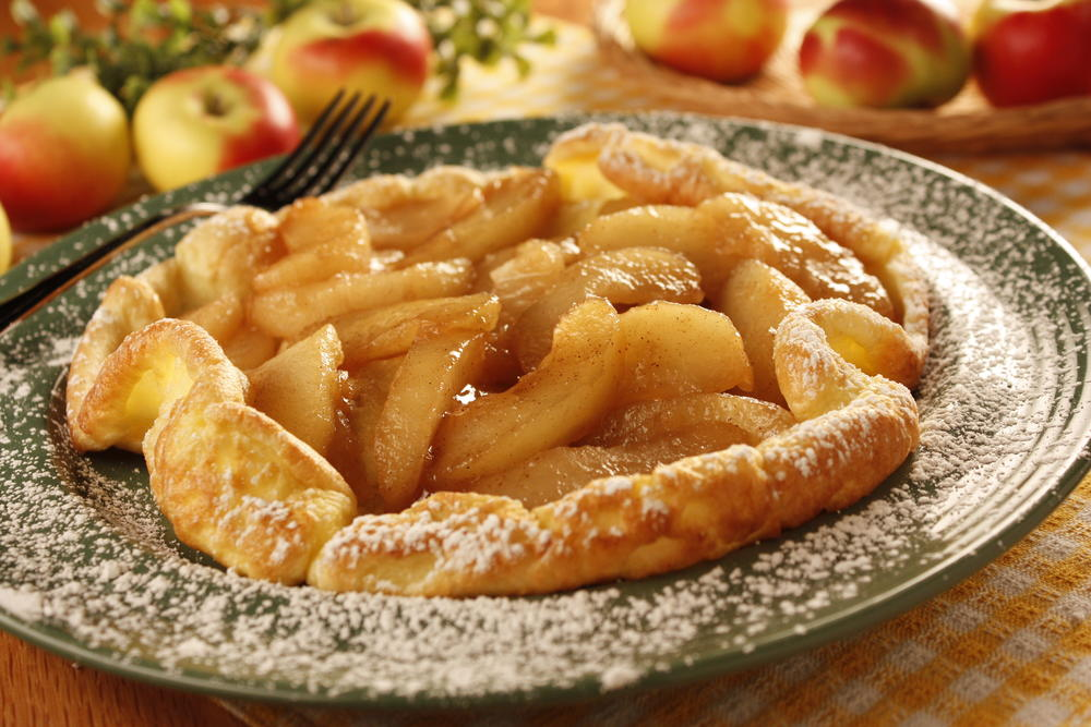 Image result for Dutch Apples Pancakes