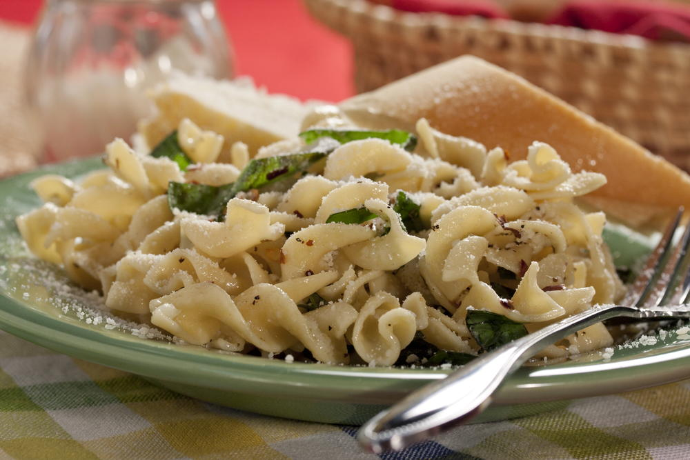 Easy Cheesy Italian Noodles Mrfood Com