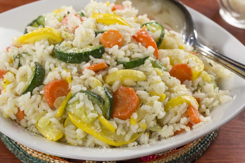Easy Italian Rice Mrfood Com