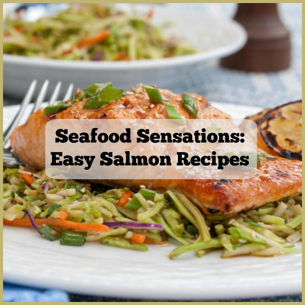 easy salmon recipes - photo #27