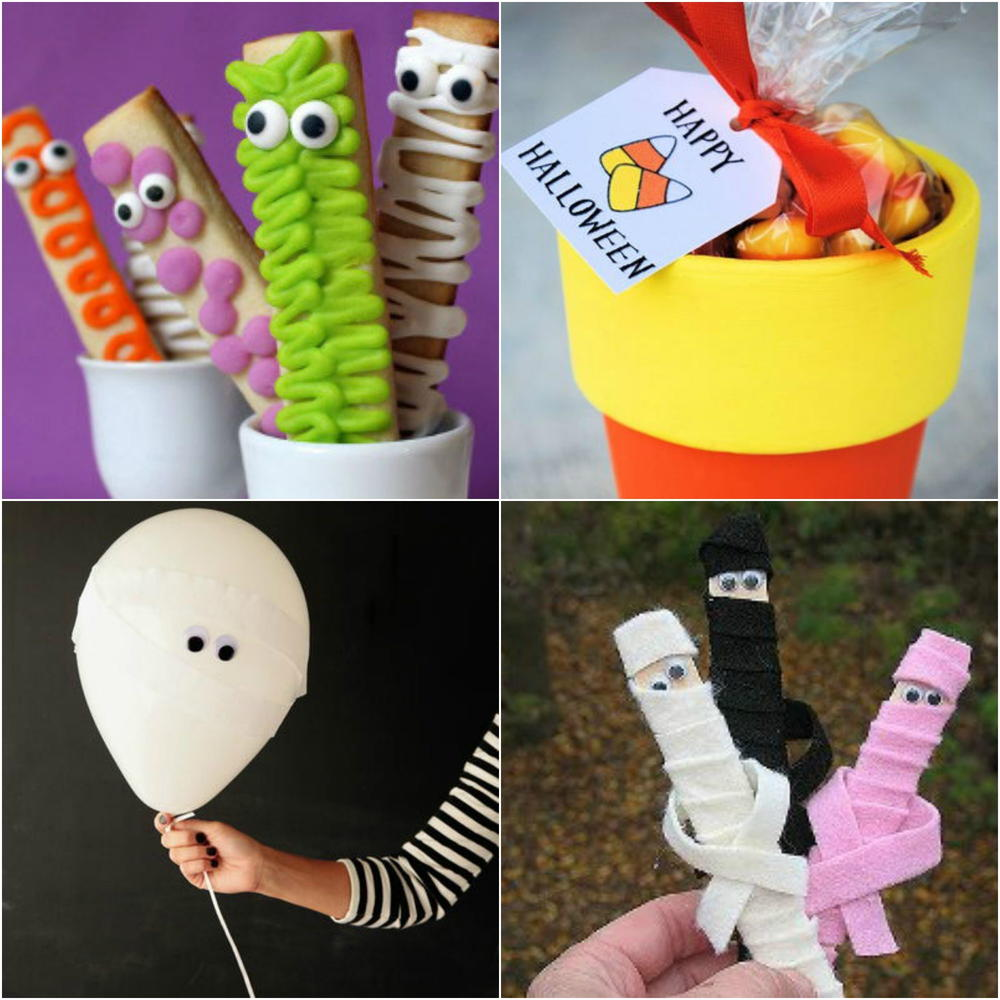 Halloween Party Ideas 31 Holiday Crafts Allfreeholidaycrafts Com