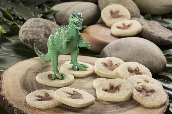 Fossil Cookies | MrFood.com