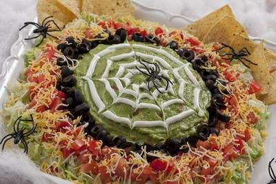 Spiderweb Spread