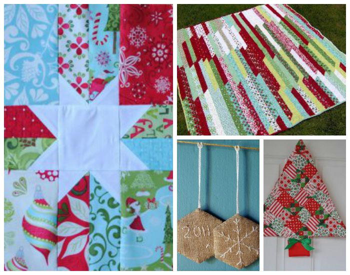 Quilting Christmas Ornaments Patterns :
