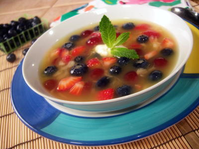 Fruit Soup Plus