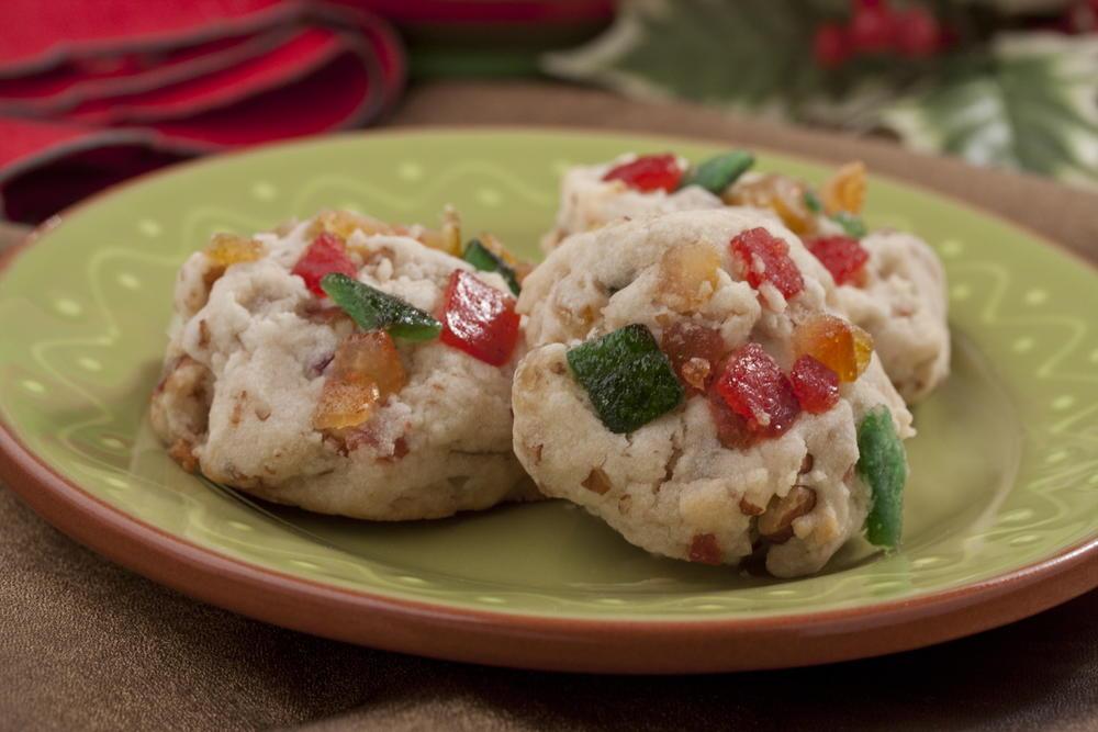 Fruitcake Cookies Mrfood Com