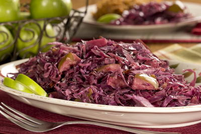 Grandma Irmas Red Cabbage