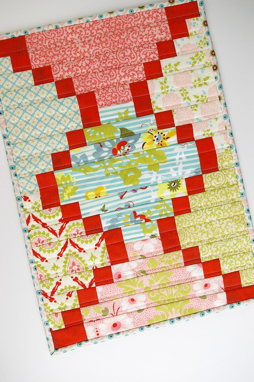 Breakfast Bargello Placemat Favequilts Com