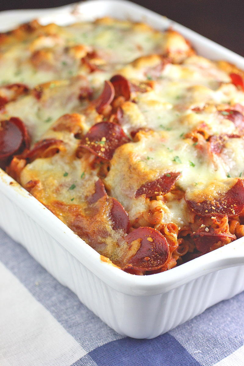 Italian Casserole Recipes Vegetarian
