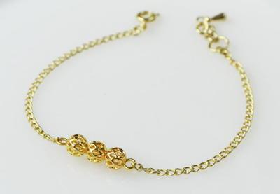 Delicate 5-Minute DIY Bracelet