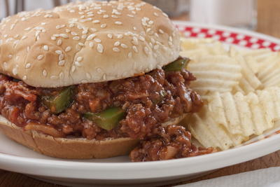 Homestyle Sloppy Joes