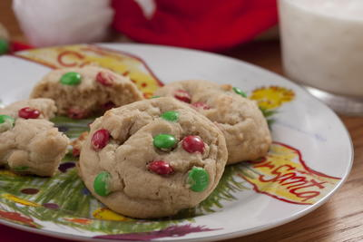 Holiday Chocolate Chippers