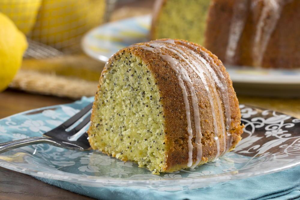 Lemon Poppy Seed Bundt Cake Mrfood Com